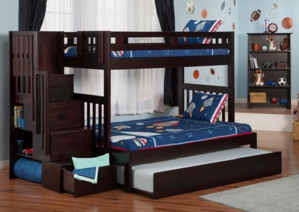 Best Loft Amp Bunk Beds With Trundle