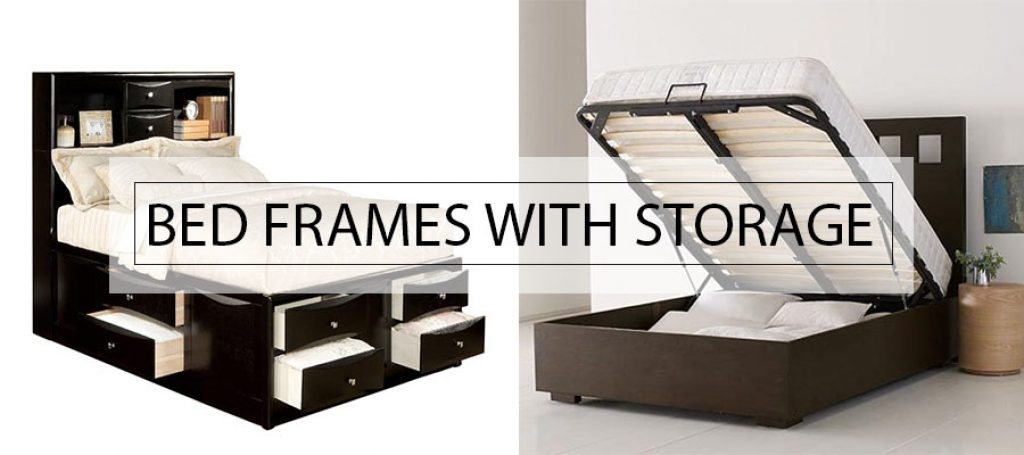 Buying the Best Bed Frames with Storage