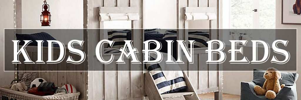 Kids Cabin Beds