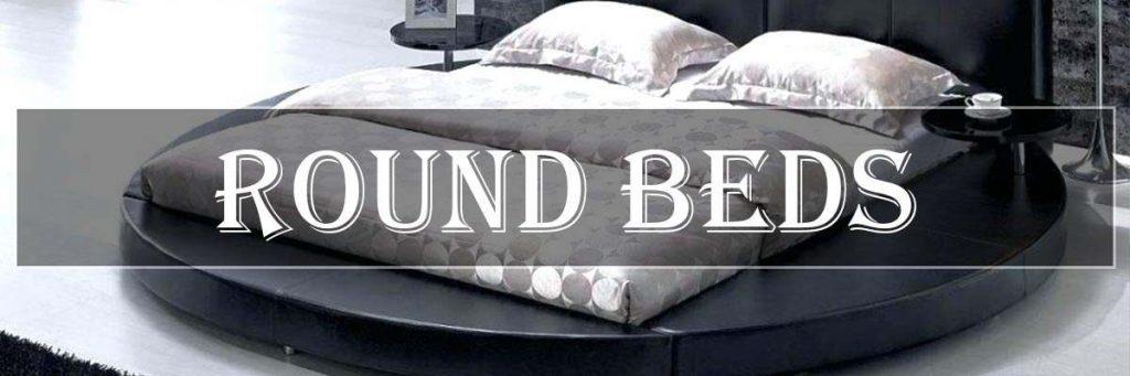 round beds