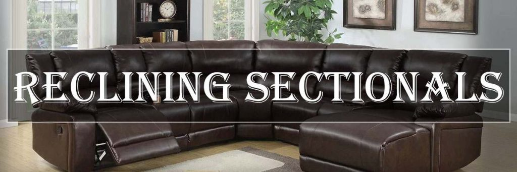 Best Sectional Sofas With Recliners | Leather & Microfiber Sofas