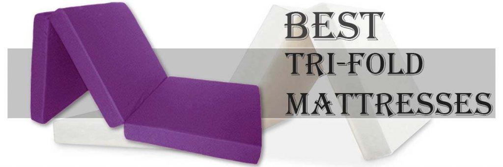 tri-fold mattresses