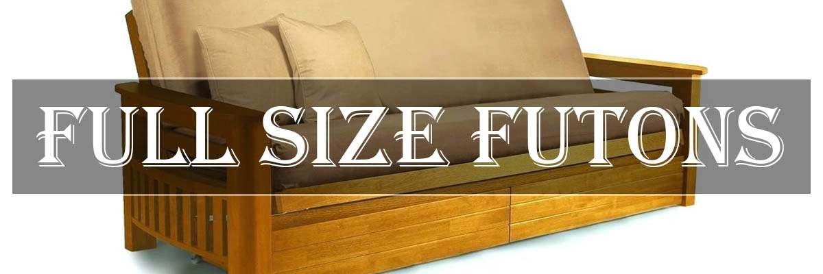 Top 10 Best Full Size Futon Frames Amp Mattresses