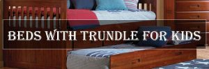 beds with trundle for kids