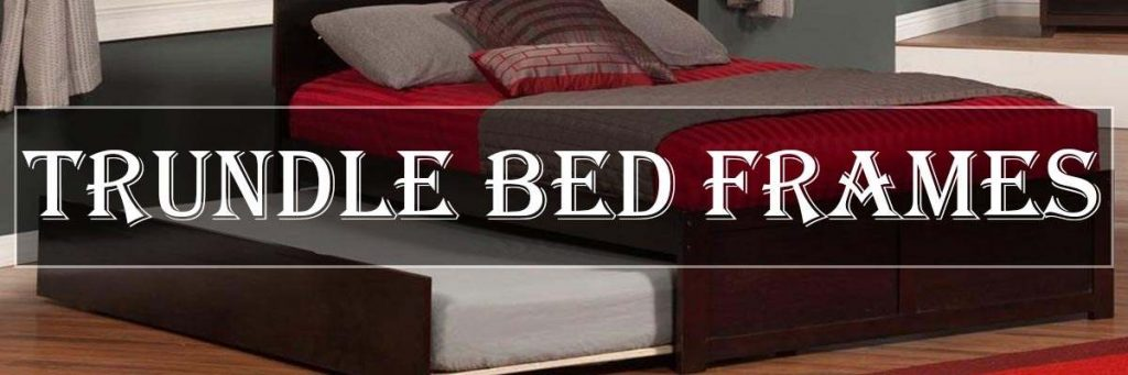 trundle bed frames