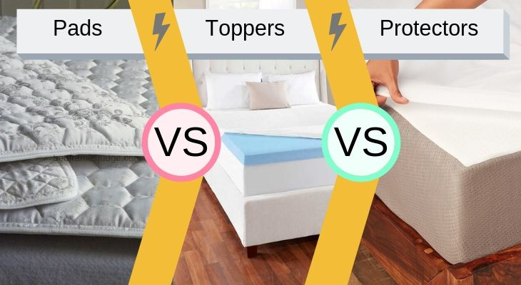 Mattress Pad Topper And Protector What Made One