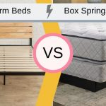 platform beds vs box springs beds